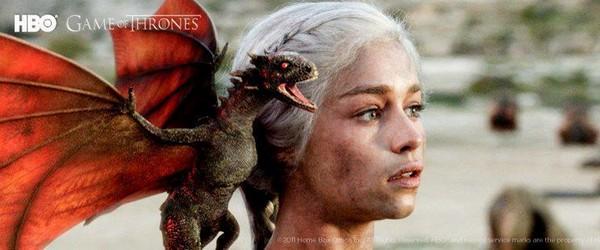 Un petit nouveau dans Game of Thrones