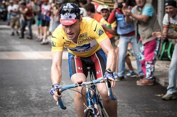 Ben Foster est Lance Armstrong