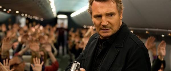 Non-Stop : Liam Neeson en plein ciel !