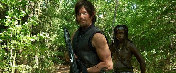 The Walking Dead gagne sa cinquième saison