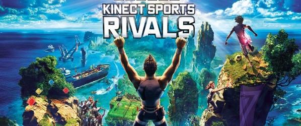 5 bonnes raisons d'attendre Kinect Sports Rivals