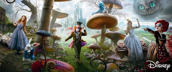 Alice retourne au pays des Merveilles !
