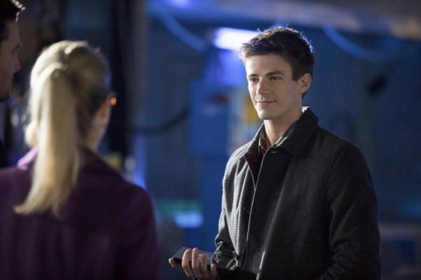 Premières images de Flash dans Arrow