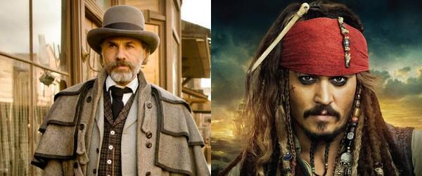Christopher Waltz, futur méchant de Pirates des Caraïbes ?