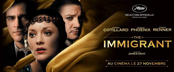 [Critique] The immigrant : mélodrame sublime et rigide