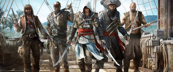 Assassin's Creed IV : Black Flag - Pirates des Caraïbes