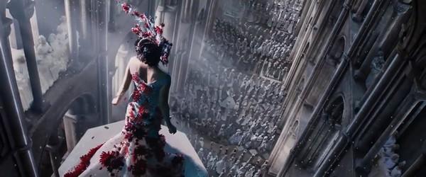 Jupiter Ascending : le trailer du nouveau Wachowski