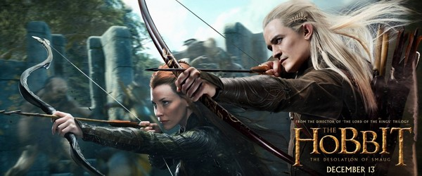 [Critique] Le Hobbit : La désolation de Legolas