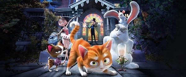 [Critique] Le Manoir Magique : un film qui a du chat (ou pas)