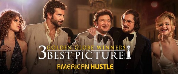 Golden Globes 2014 : le triomphe d'American Bluff
