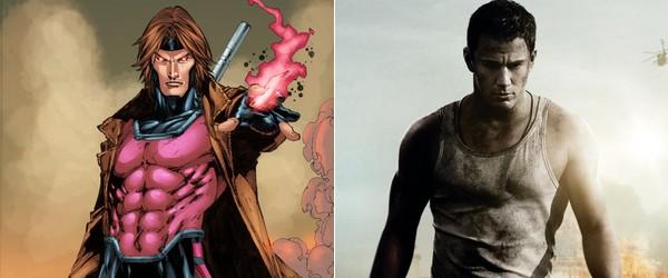 Channing Tatum en Gambit ?