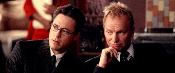 Robert Downey Jr. chante en duo avec Sting