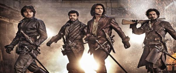 5 bonnes raisons de regarder The Musketeers