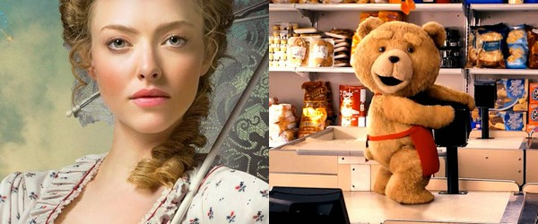 Amanda Seyfried star féminine de Ted 2