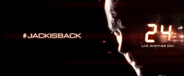24 : le retour de Jack Bauer en vidéo !