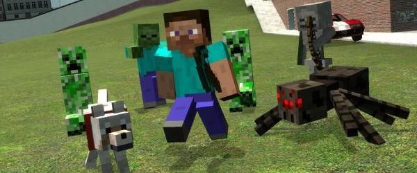 Minecraft : bientôt le film