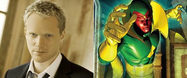 Paul Bettany sera La Vision dans Avengers 2