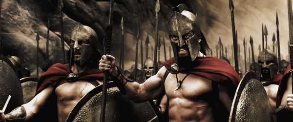 300 : this is sparta !