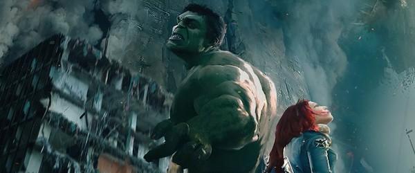 Premier aperçu d'Avengers 2 : Age of Ultron !