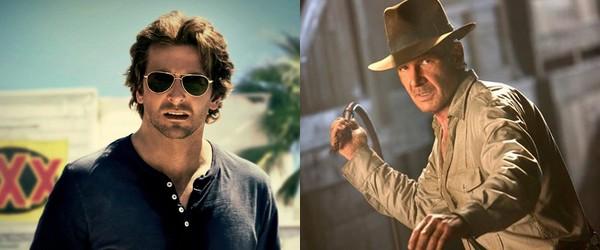 Bradley Cooper, nouveau Indiana Jones ?