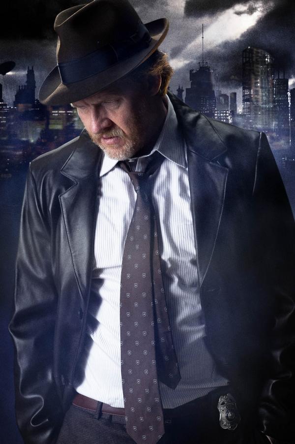 Gotham : première photo de Bullock