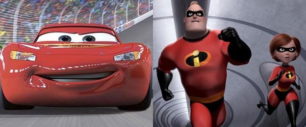 Disney prépare Cars 3 et Les Indestructibles 2