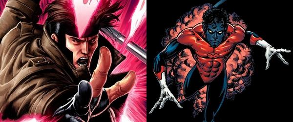 Gambit et Diablo dans X-Men : Apocalypse ?