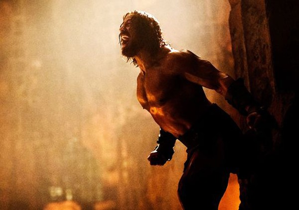 Hercule : Dwayne Johnson en images