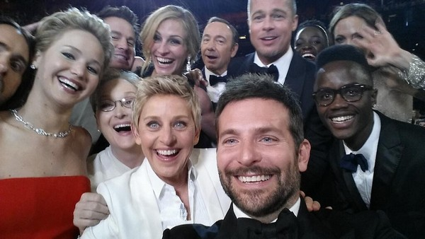 Gravity consacré aux Oscars