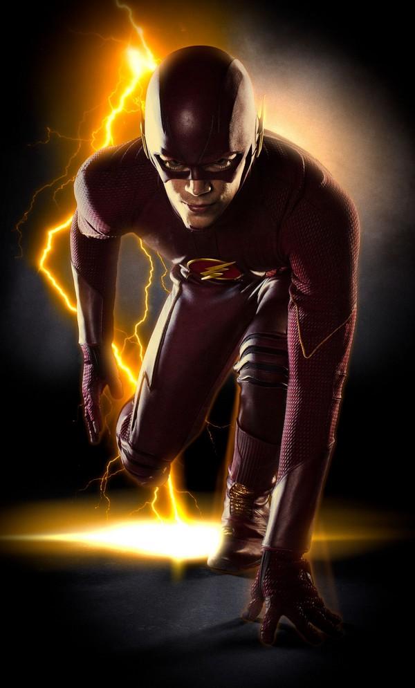 Découvrez The Flash en costume complet !