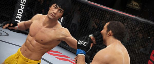 EA Sports UFC soffre Bruce Lee_image1