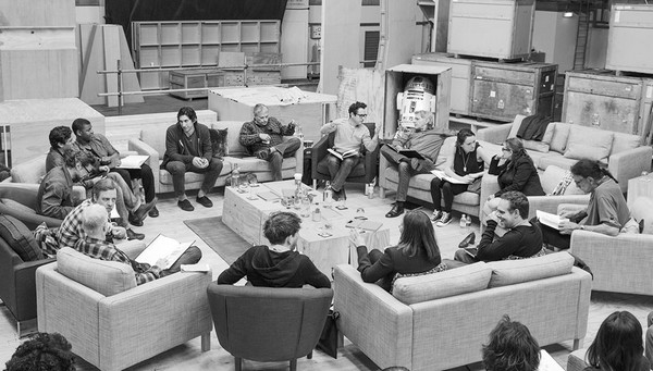 Star Wars VII dévoile son casting officiel