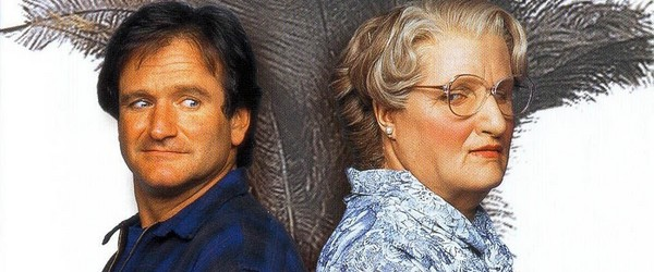 Robin Williams dans Madame Doubtfire 2