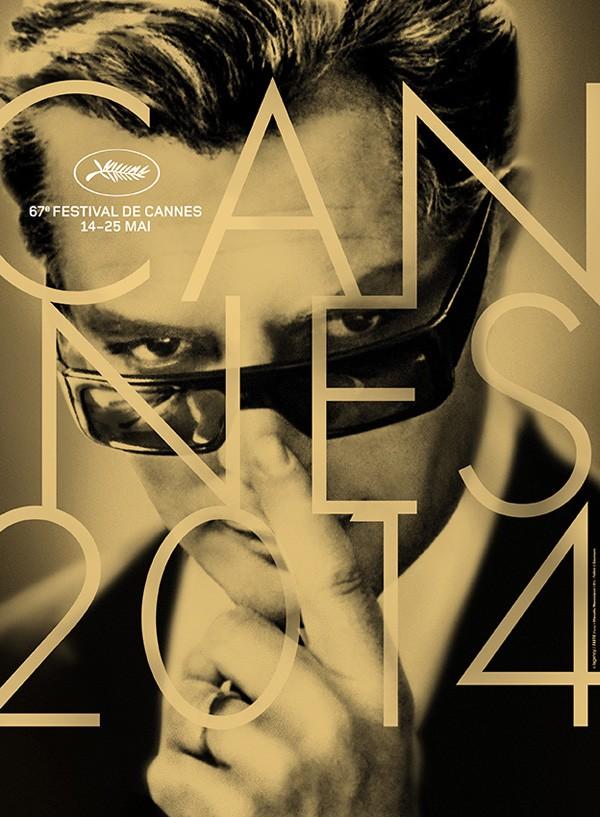 Le Festival de Cannes 2014 dévoile son affiche