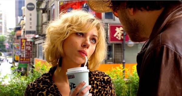 Lucy : Scarlett