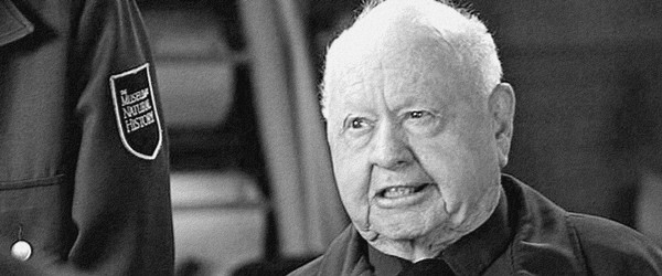 Mickey Rooney, mort d'un enfant star