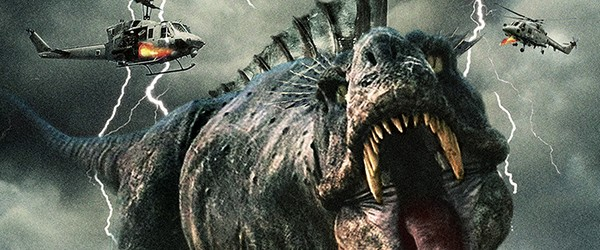 Poseidon Rex : prenez garde au T-Rex aquatique !