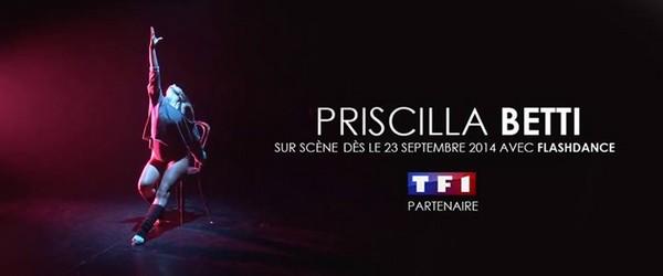 Flashdance : le comeback de Priscilla !