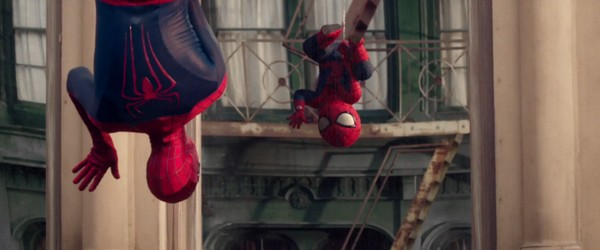 Baby Spider-Man, le super-héros made in Evian