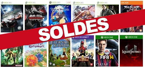 Major Nelson soldes xbox Namco Bandai1