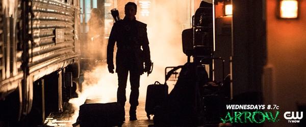 John Barrowman revient dans Arrow !