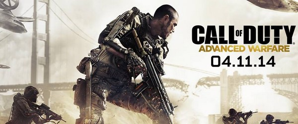 Call of Duty Advanced Warfare : la bande-annonce