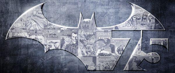 Batman fait ses soldes à 75ans