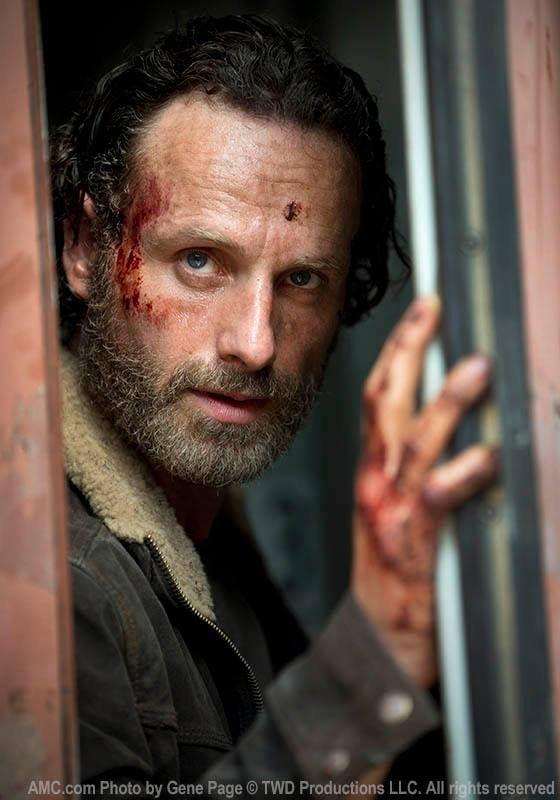 Première image de The Walking Dead saison 5