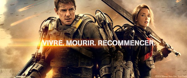 [Critique] Edge of Tomorrow : pas de répit pour Tom Cruise
