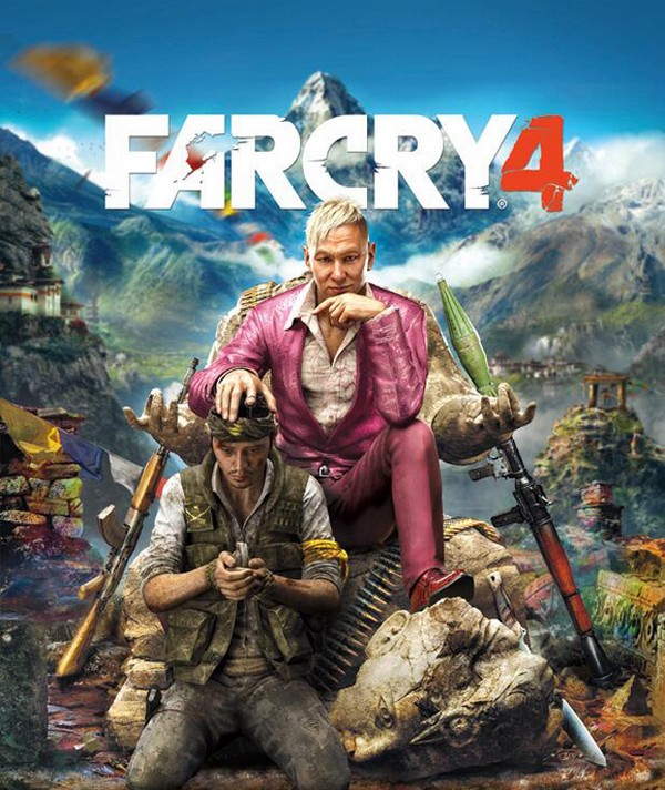 Far Cry 4 direction l'Himalaya