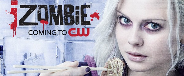 The CW : des posters pour Flash et IZombie !