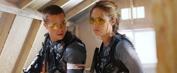 Angelina Jolie et Brad Pitt de nouveau ensemble