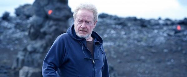 Ridley Scott et Matt Damon partent pour Mars
