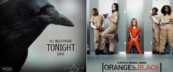 Les séries Salem et Orange renouvelées